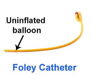 what is a Foley catheter